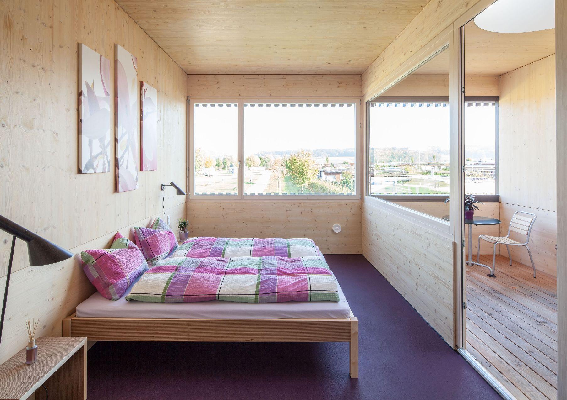 Zimmer in Sutz